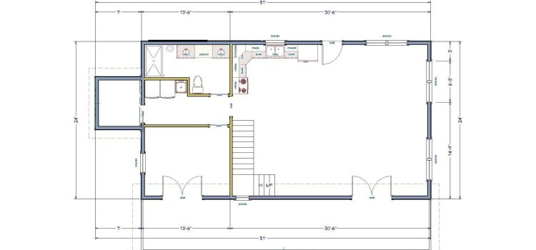 The Simple House Floor Plan – Making The Most Of A Small Space