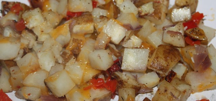 Grilled Potato Packs Recipe – A Super Side Dish!