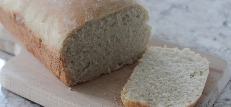 Classic Homemade White Bread Recipe – Preservative-Free Freshness!