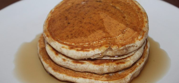 Delicious, Light and Fluffy Eggless Pancakes Recipe – Amazing Flavor!