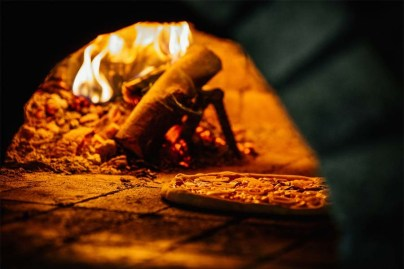 Creating An Inexpensive Diy Outdoor Pizza Oven Wood