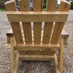 2 X 4 Adirondack Chair Plans Mesh Folding 2x4 Diy - Perfect For The Patio, Backyard Or Fire Pit!