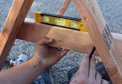 homemade sawhorse plans