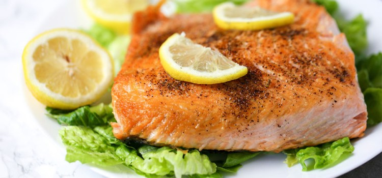 The Best Baked Salmon Recipe – With An Amazing Glaze!