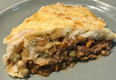 Irish Shepherd's Pie