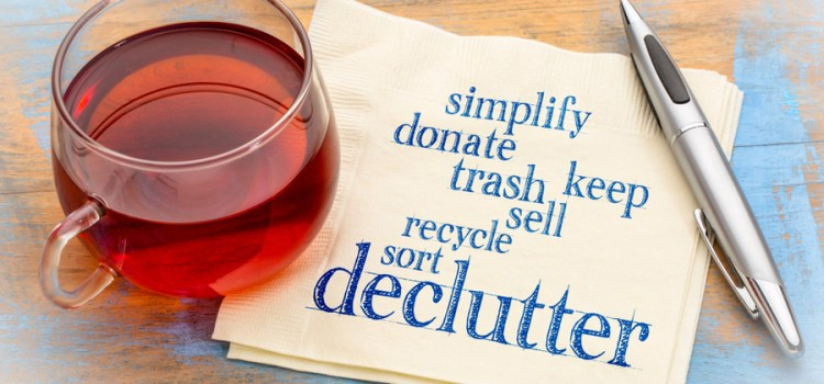 Decluttering 101 – The Simple Experiment That Changed Our Life!