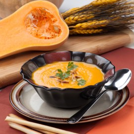 Roasted Butternut Squash Soup Recipe