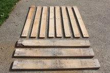 Building With Pallets Disassemble Pallet