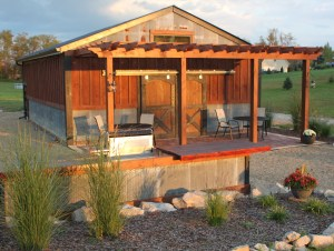 The Barn II Project