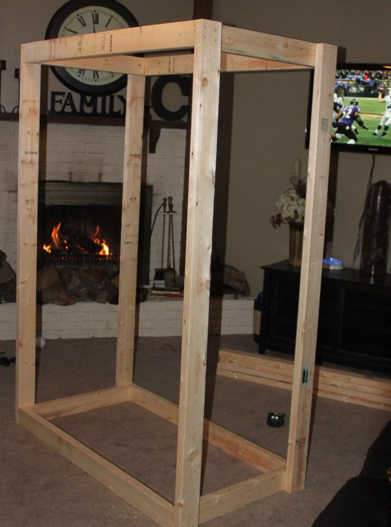 homemade wooden power rack plans  unnatural81cvq
