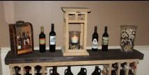 Build Oversized Rustic Wood Lantern Free