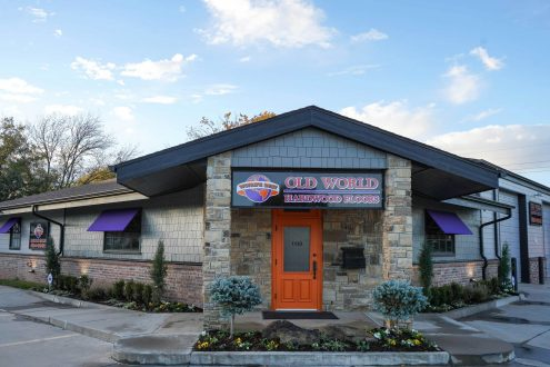 Visit Our New Showroom - Old World Hardwood Floor