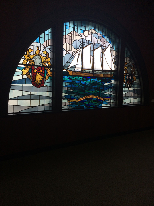 Rosenberg Library Stained Glass - What to do, see, eat and explore while in Galveston, TX   oldworldnew.us