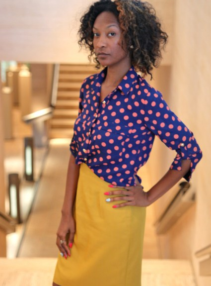 Styling Vintage Skirts – 3 Ways