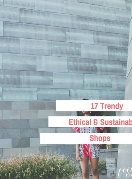 17 Ethical & Sustainable Shops to Fulfill Your Holiday Wishlist