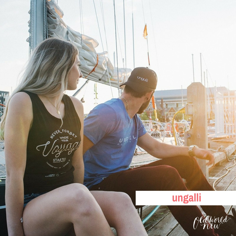 ungalli - ethical & sustainable shop guide - via Old World New