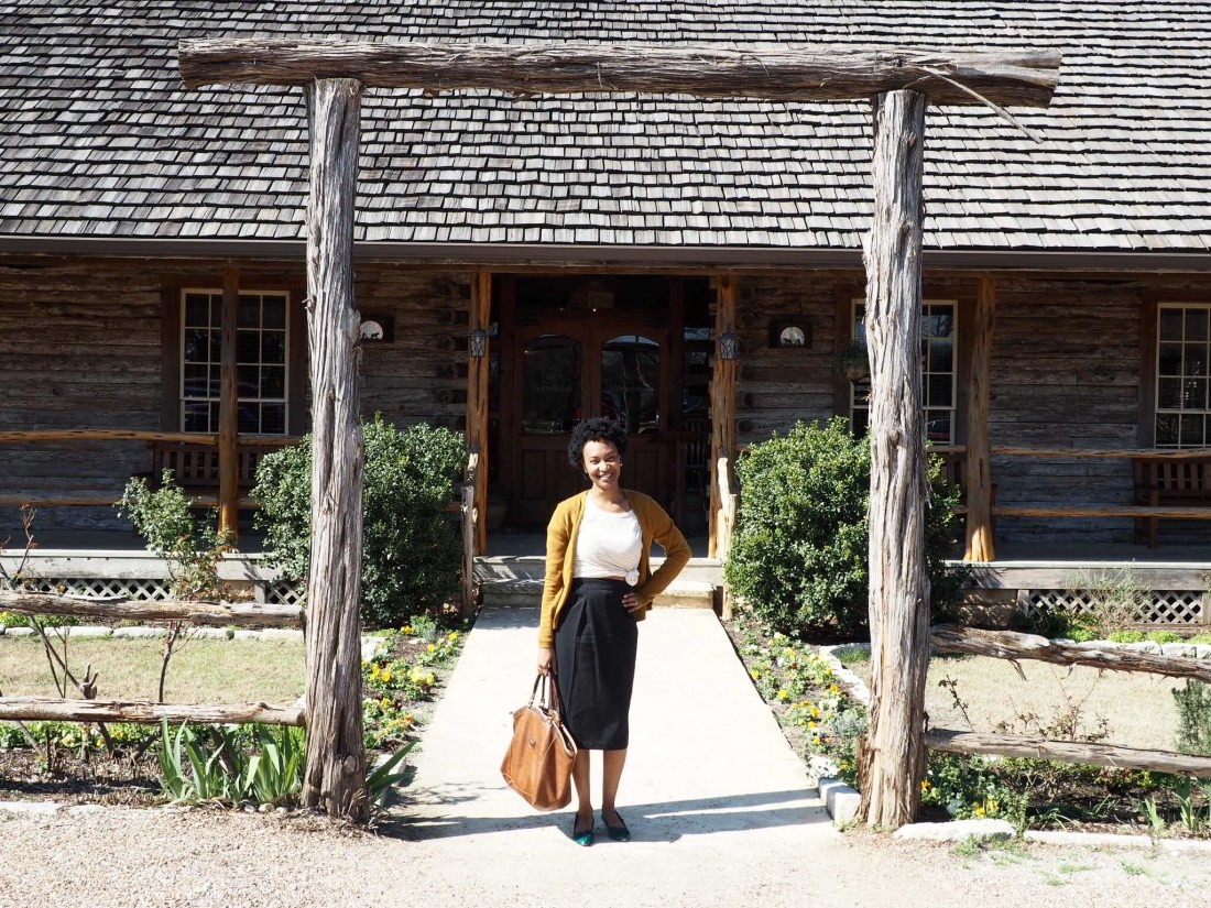 Cafe Homestead - Heritage Homestead - Waco, TX - Addie, Old World New