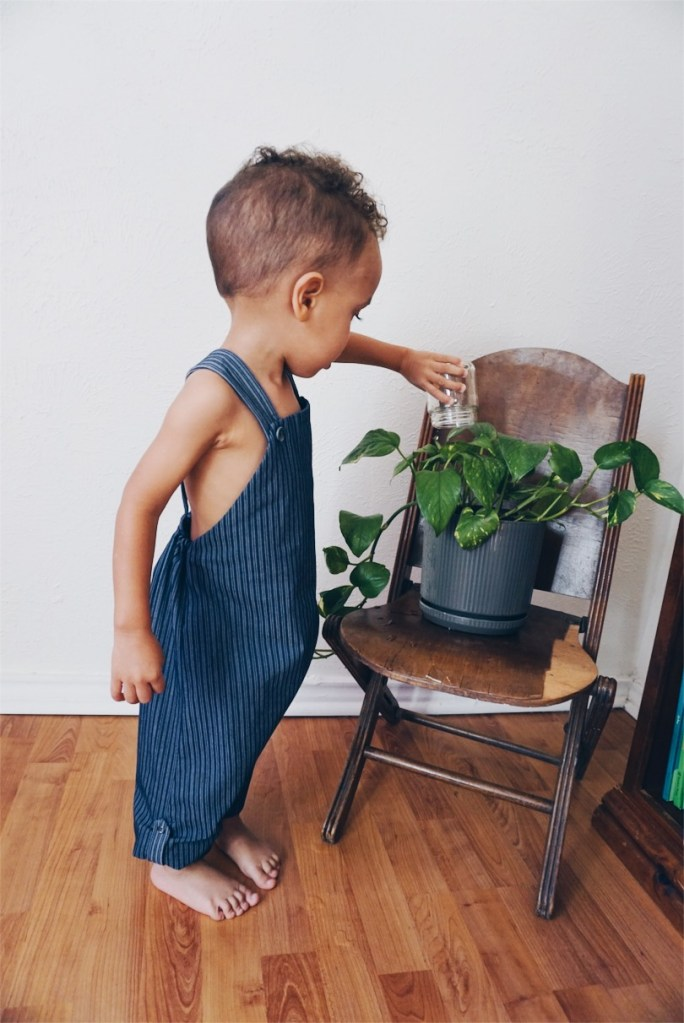 beya made sustainable childrens clothing - tiny green earthling
