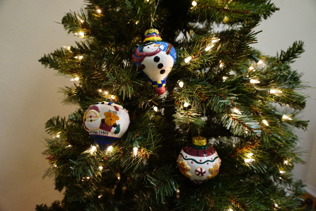 vintage christmas ornaments for eco-friendly unique christmas gift ideas