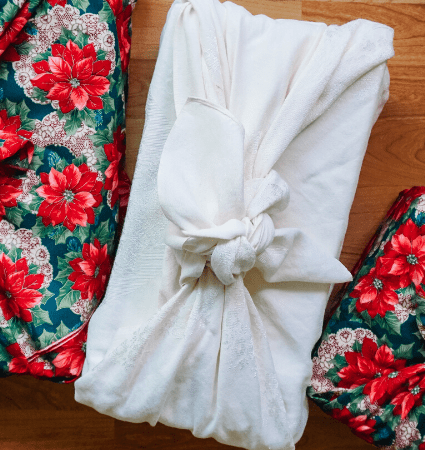 Furoshiki – Sustainable Gift Wrapping