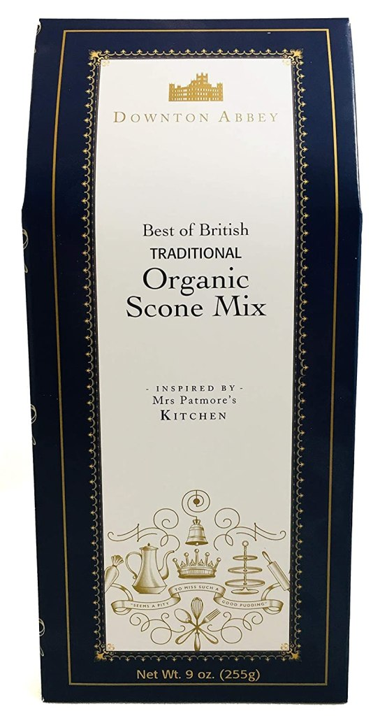 Garvey's scones - downton abbey - inpired by Mrs Patmore's kitchen