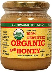 Y.S. Organic Bee Farms Honey