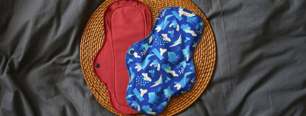 Aisle pads review - resuable cloth pads