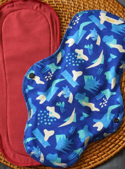 Aisle Pads Review – The Best Reusable Cloth Pads