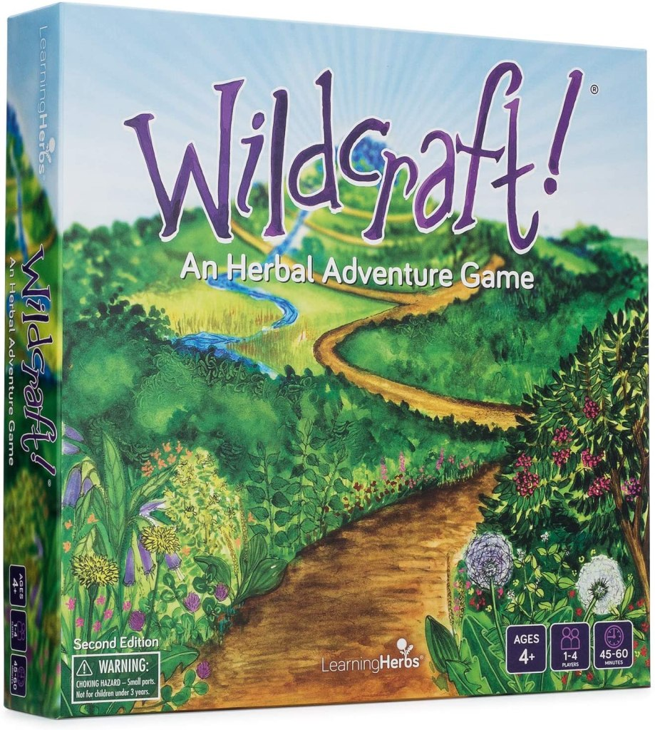 wildcraft - an herbal adventure game
