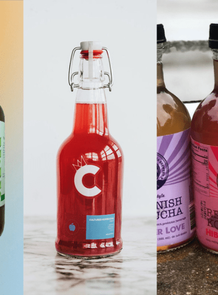 6 Black-Owned Kombucha Brands for All Kombucha Lovers To Support