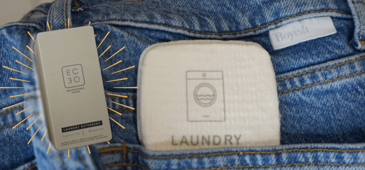 How To Reduce Your Carbon Footprint While Maintaining a Sustainable Wardrobe with EC30