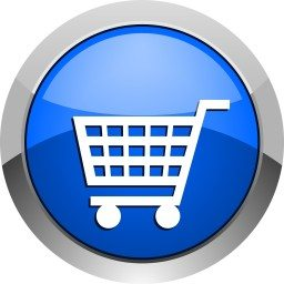 Shopping Cart Icon Old World Pools