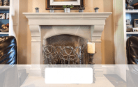 cast stone mantels | Roselawnlutheran