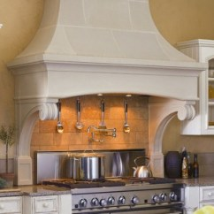 Kitchen Vents Skechers Shoes Cast Stone Range Hoods Old World Stoneworks Bentwood