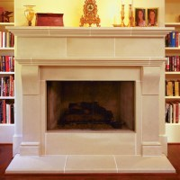Cambridge Cast Stone Fireplace Mantels - 36, 42, 48 - Old ...