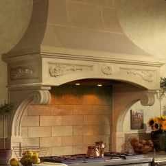 Kitchen Hood Design Shelving Units Florentine Cast Stone Range Hoods - Old World ...