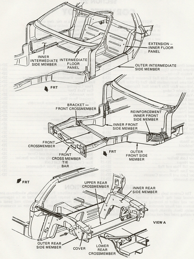 C6 Corvette Frame Dimensions | Frameswalls