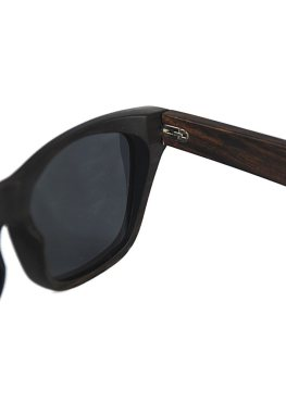 ebony wood sunglasses hinge