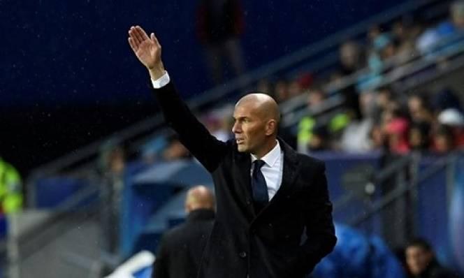 HLV Zidane lập kỷ lục trong ngày Real đăng quang Siêu cúp châu Âu