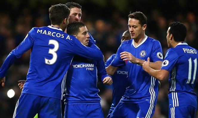 Chelsea vô địch lượt đi Premier League: Duy ngã độc tôn