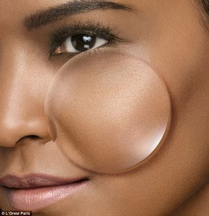shrink your pore size