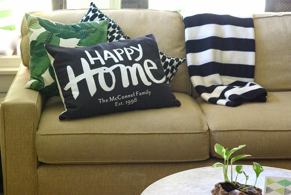 how to put together perfect pillow combinations oleander palm