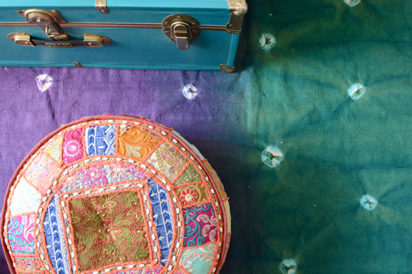 Global Eclectic Bedroom Reveal Oleander Palm