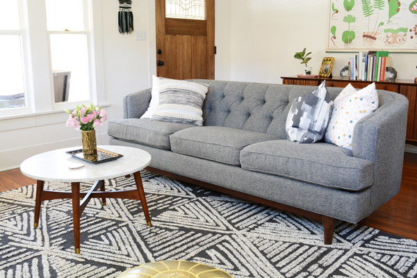 Amazing Modern Meets Vintage Living Room Oleander Palm Cjindustries Chair Design For Home Cjindustriesco
