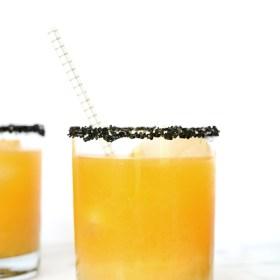 Orange Cardamom Cooler