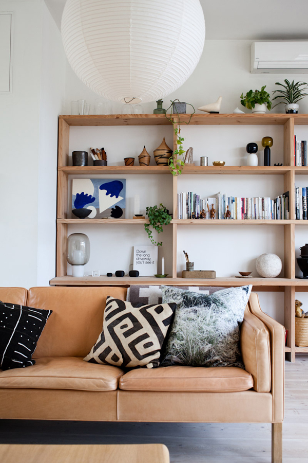 Check Out The Great Examples I Found Of A Light Tan Colored Leather Sofa  Used In Some Gorgeous Living Rooms.