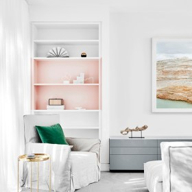 Rose Quartz Paint for the Home