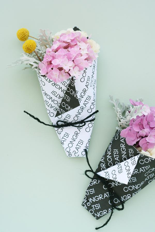 _grad bouquet 6