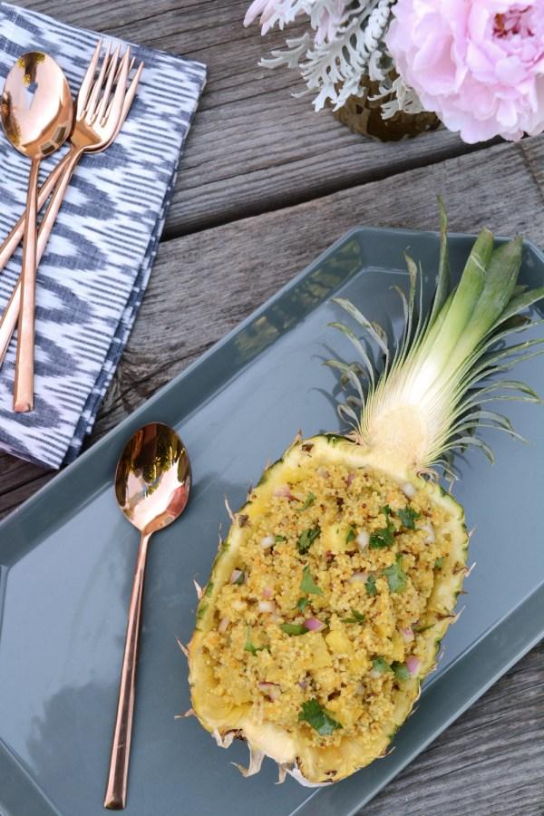 _pineapple couscous salad 1
