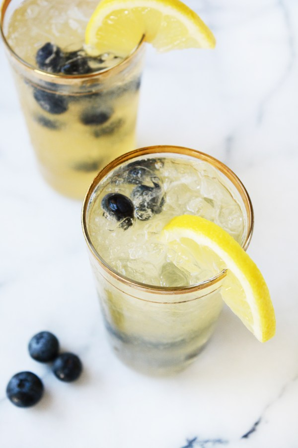 blueberry bourbon lemonade